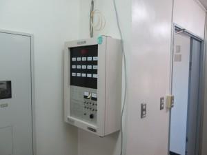 火災報知盤移設工事 A05
