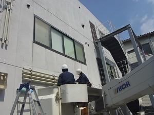 電気メーター移設工事 A05