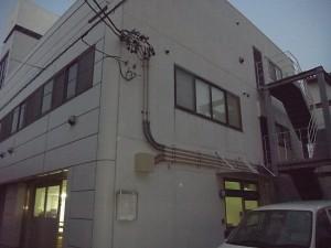 電気メーター移設工事 A07