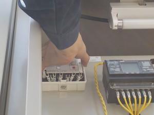 漏電火災警報器取替工事 A05