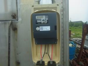 スマートメーター取付工事 A03