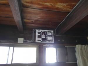 感震ブレーカー取付工事 A06